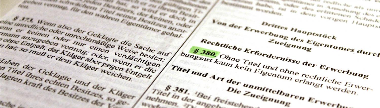 Zivilrecht und Vertragsrecht in Lüneburg